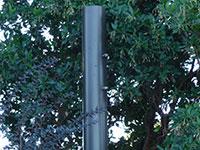 Powder Coated Pole